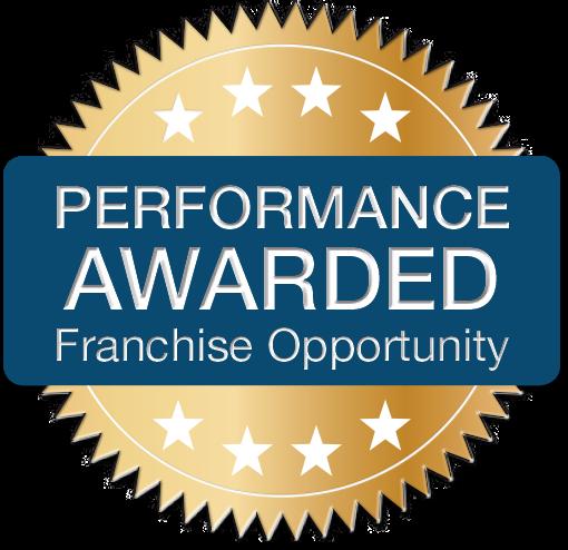 Performance Awarded Franchise Opportunity