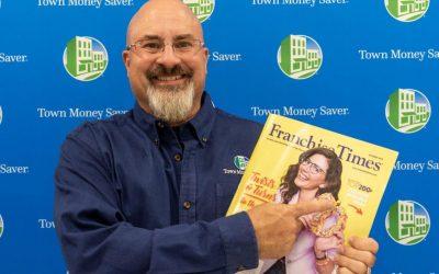 Franchise Times recognizes Town Money Saver   richlandsource.com