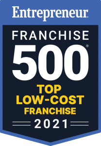 Franchise 500 Top Low-Cost Franchise 2021